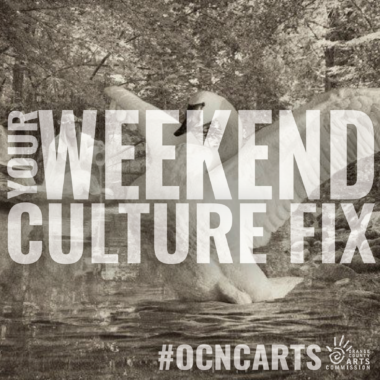 Weekend Culture Fix for October 21-23