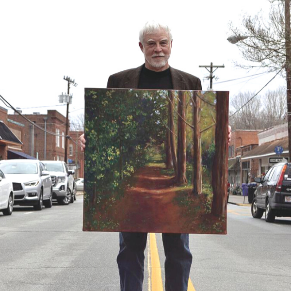 The Artist Formerly Known As Mayor Tom: Stevens 'at peace' with life out of the spotlight