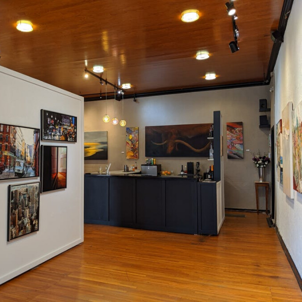 Bakova Gallery to host live interviews and virtual tours during Coronavirus closure